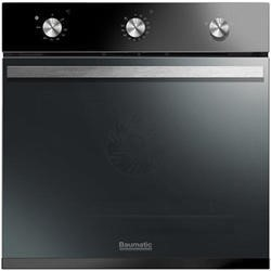Baumatic BOFM604B Vantage Electric Single Fan Oven Black