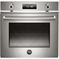 Bertazzoni F60-PRO-XT Professional Electric Built-in Single Oven With Assistant Stainless Steel