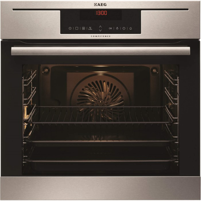 aeg bp730402km competence electric built in single oven. Black Bedroom Furniture Sets. Home Design Ideas