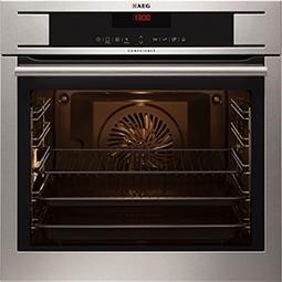 Aeg Bp831460km Competence Electric Built In In Stainless