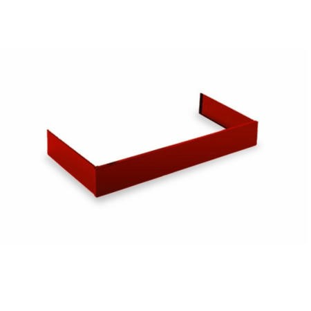 Britannia BPL-120-RED 120cm Plinth Kit - Gloss Red