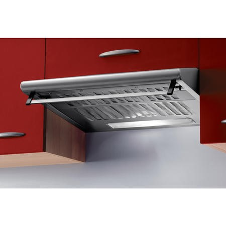 Baumatic BSTD60X 60cm Conventional Cooker Hood Stainless Steel