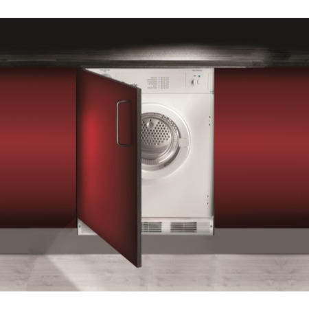Baumatic BTD1 Fully Integrated 6kg Vented Tumble Dryer