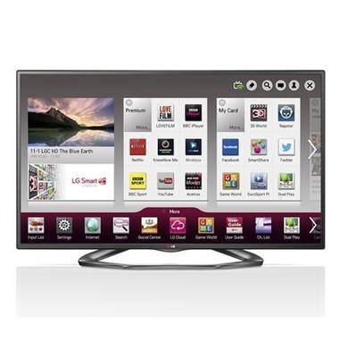 LG 60LA620V 60 Inch Smart 3D LED TV