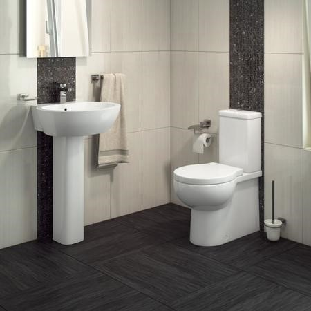 Anise Toilet & Basin Bathroom Suite
