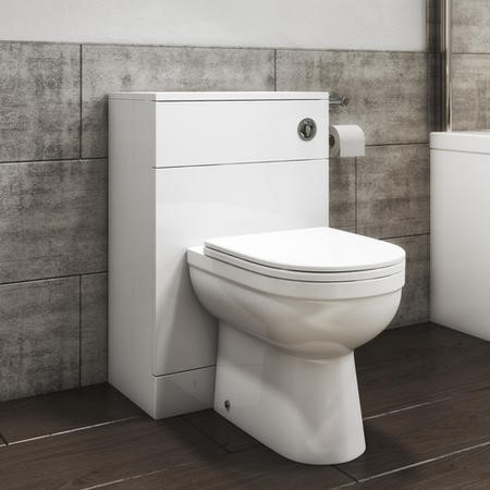 Addison Back to Wall Toilet & Seat