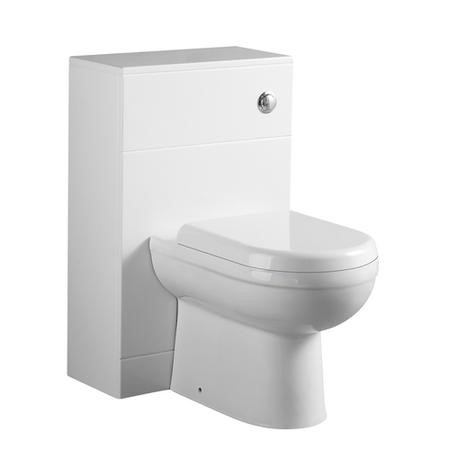 Back to Wall Toilet with Soft Close Seat