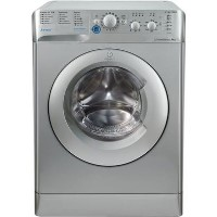 Indesit BWC61452S Innex 6kg 1400rpm Freestanding Washing Machine Silver