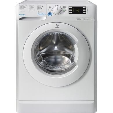 Indesit BWE81483XW 8kg 1400prm Freestanding Washing Machine - White