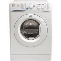 Indesit BWSC61252WUK Innex 6kg 1200rpm Freestanding Washing Machine White