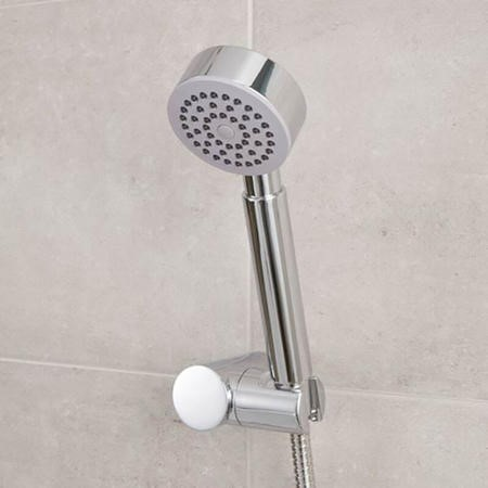 Circom Chrome Shower Handset