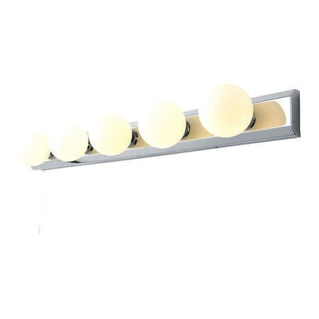 Monroe Hollywood Frosted Wall Light