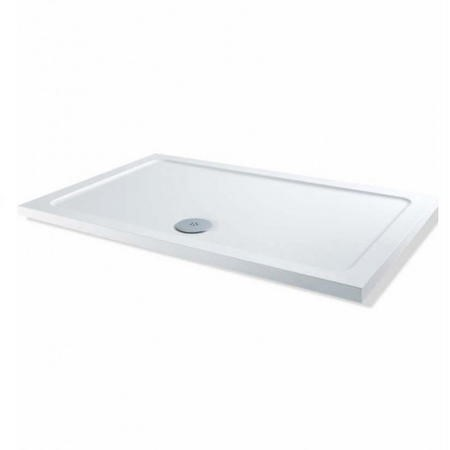 Rectangular Low Profile Shower Tray 1000 x 700mm - Slim Line