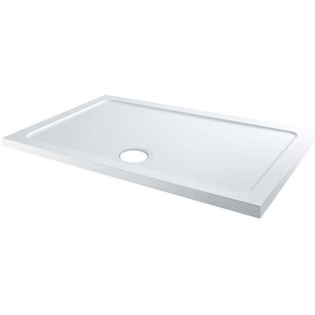 Slim Line 1000 x 800 Rectangular Shower Tray