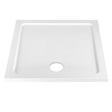 Square Low Profile Shower Tray 900 x 900mm - Slim Line