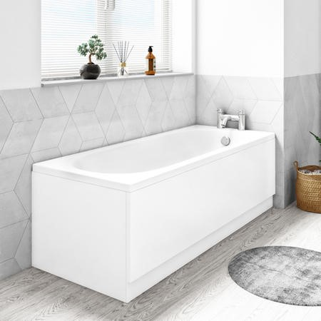 Alton Round Single Ended Bath - 1700 x 750mm