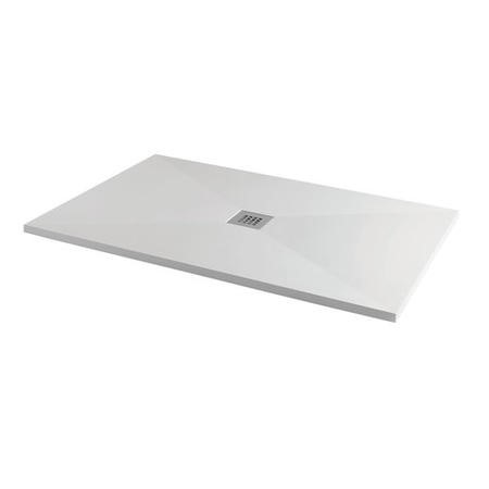 Silhouette 1600 x 900 Rectangular Ultra Low Profile Tray