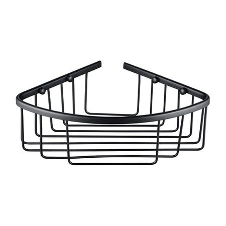 Arissa Matt black Deep Corner Basket