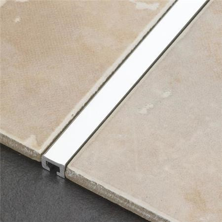 Silver Listello Feature Strip-10mm listello feature strip