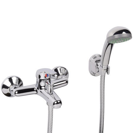 Wall Mounted Bath Shower Mixer - Alfa Range