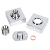 Square Bar Valve Easy Plumb Kit