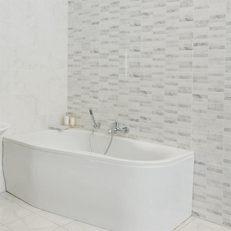 Carrara Brillo Pre-Scored Wall Tile