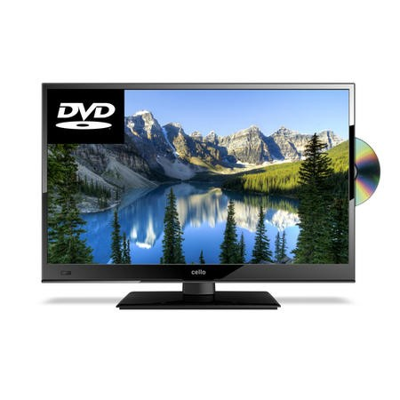 "Cello C16230F 16"" HD Ready LED TV and DVD Combi with Freeview"