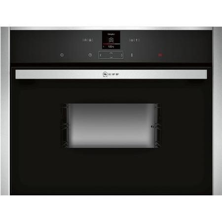 Neff C17DR02N0B Touch Control 38L Built-in Steam Oven