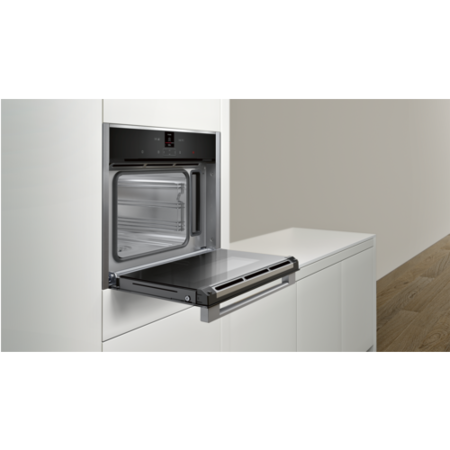 Neff C17DR02N0B N70 Touch Control 38L Built-in Steam Oven - Stainless Steel