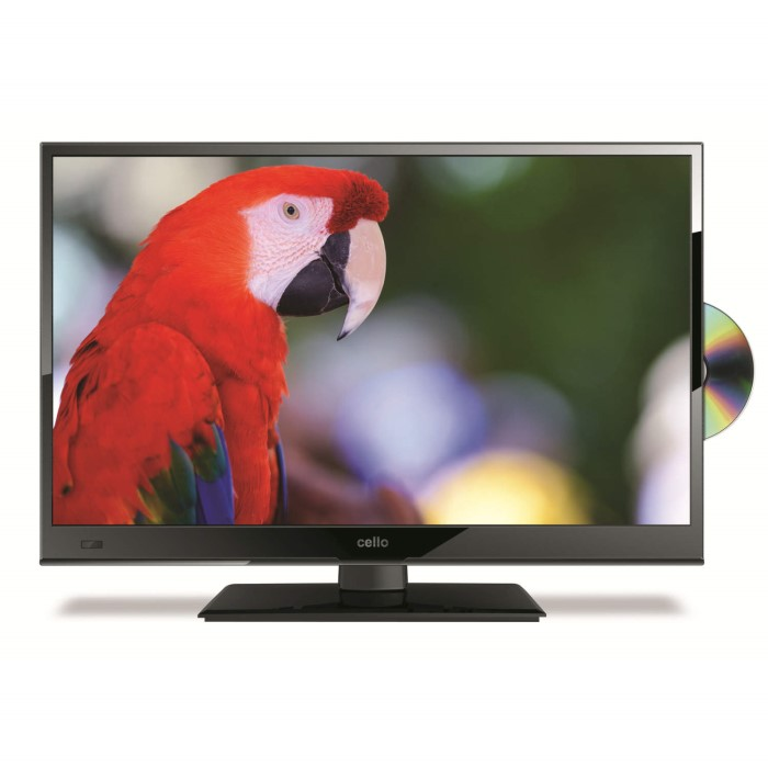 Cello C19115f 19 Inch Freeview Led Tv With Built In Dvd Player