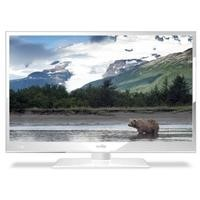 Cello 24 Inch HD Ready LED TV with Freeview in White