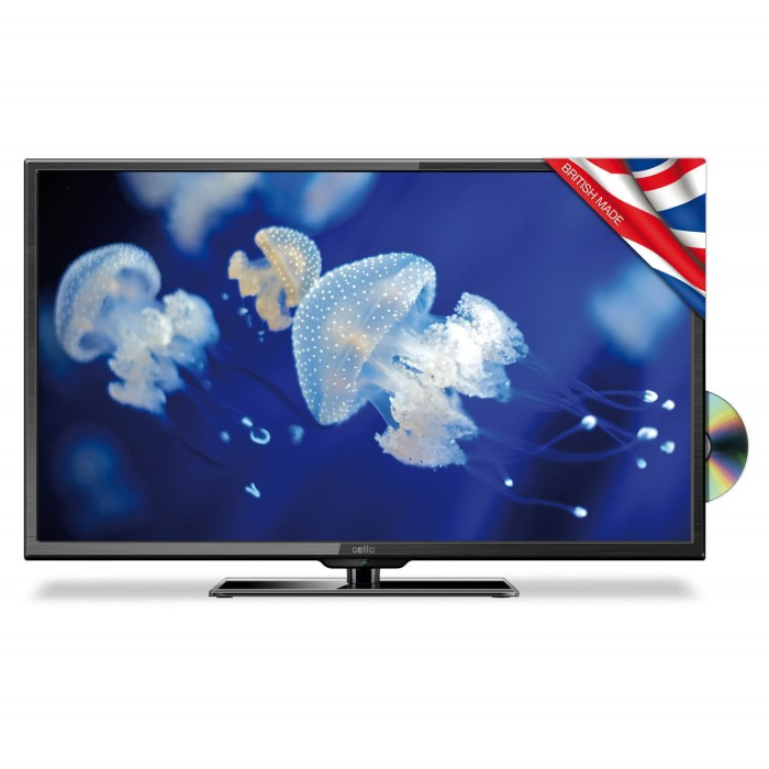 Cello C40227ft2 40 Inch Freeview Led Tv With Built In Dvd Player