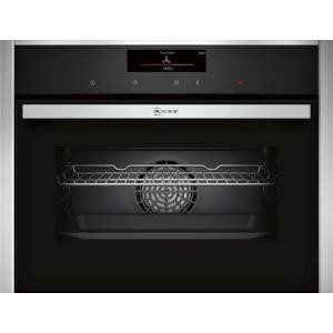 Neff C28CT26N0B Compact Height Electric Built-in Single Oven Stainless Steel
