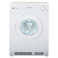 White Knight C42AW 6kg Freestanding Vented Tumble Dryer - White