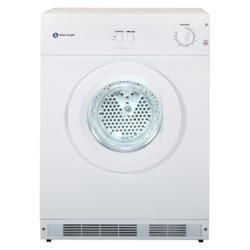 White Knight C42AW 6Kg Freestanding Vented Tumble Dryer - White