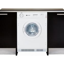 GRADE A3 - White Knight C43AW 43AW 6kg Integrated Vented Tumble Dryer