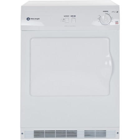 White Knight C44AWL 44AWL 6kg White Freestanding Vented Tumble Dryer