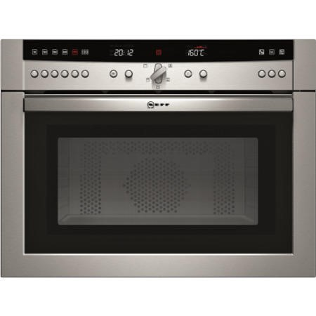 Neff C57m70n3gb 1000w 36l Built In Combination Microwave
