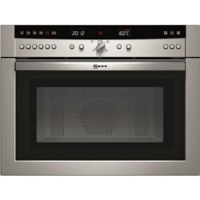 Neff C57M70N3GB 1000W 36L Built-in Combination Microwave Oven Stainless Steel