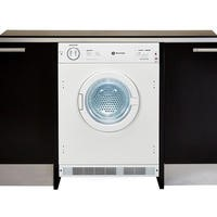 White Knight C8317WV 7kg Integrated Vented Tumble Dryer - White