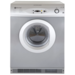 GRADE A1 - White Knight C86A7S 7kg Freestanding Vented Tumble Dryer - Silver