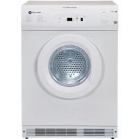 White Knight C86A7W 7kg Freestanding Vented Tumble Dryer - White