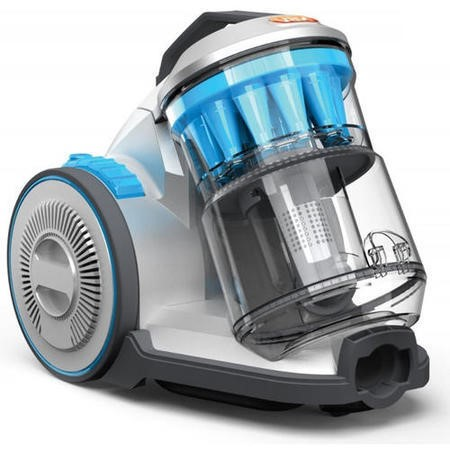 Vax C88AMPE Air Compact Pet Cylinder Vacuum Cleaner Grey & Turquoise