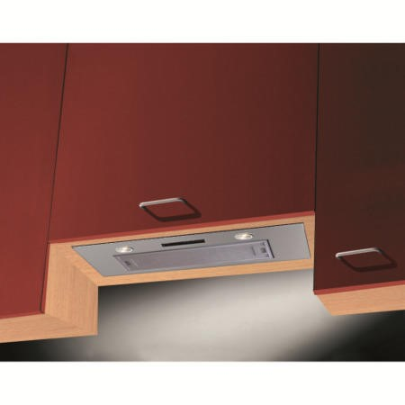 Baumatic CAN75.3SS 75cm Wide Canopy Cooker Hood Grey