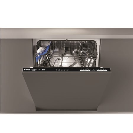 Candy CB13L8B-80 13 Place Fully Integrated Dishwasher With WiFi & Bluetooth Connectivity