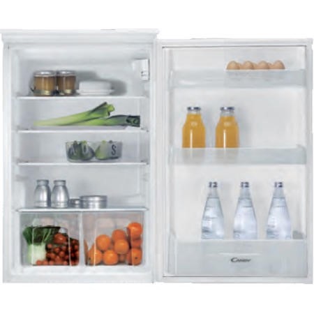 Candy CBL150E Integrated Larder Fridge