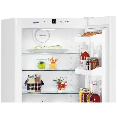 Liebherr CBP4043 Comfort 201x60cm Freestanding Fridge Freezer With BioFresh White