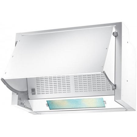 Candy CBP612/3W 60cm Integrated Cooker Hood - White