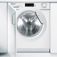 Candy CBWD7514D-80 6kg Wash 4kg Dry 1200rpm Integrated Washer Dryer - White