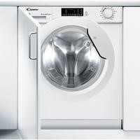 Candy CBWD7514D-80 Integrated Washer Dryer 6kg Wash 4kg Dry 1200rpm